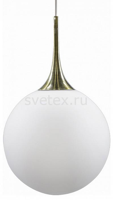Подвесной светильник LightstarБарные<br>Артикул - LS_813031,Бренд - Lightstar (Италия),Коллекция - Globo,Гарантия, месяцы - 24,Высота, мм - 470-1470,Диаметр, мм - 250,Тип лампы - компактная люминесцентная [КЛЛ] ИЛИнакаливания ИЛИсветодиодная [LED],Общее кол-во ламп - 1,Напряжение питания лампы, В - 220,Максимальная мощность лампы, Вт - 40,Лампы в комплекте - отсутствуют,Цвет плафонов и подвесок - белый,Тип поверхности плафонов - матовый,Материал плафонов и подвесок - стекло,Цвет арматуры - бронза,Тип поверхности арматуры - матовый,Материал арматуры - металл,Количество плафонов - 1,Возможность подлючения диммера - можно, если установить лампу накаливания,Тип цоколя лампы - E14,Класс электробезопасности - I,Степень пылевлагозащиты, IP - 20,Диапазон рабочих температур - комнатная температура,Дополнительные параметры - способ крепления светильника к потолку - на монтажной пластине, регулируется по высоте<br>