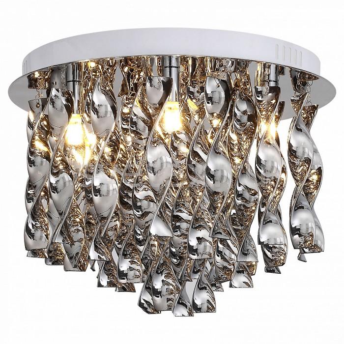 Накладной светильник ST-LuceСветодиодные<br>Артикул - SL448.102.07,Бренд - ST-Luce (Китай),Коллекция - Abilita,Гарантия, месяцы - 24,Время изготовления, дней - 1,Высота, мм - 280,Диаметр, мм - 400,Тип лампы - галогеновая ИЛИсветодиодная [LED],Общее кол-во ламп - 7,Напряжение питания лампы, В - 220,Максимальная мощность лампы, Вт - 40,Лампы в комплекте - отсутствуют,Цвет плафонов и подвесок - хром,Тип поверхности плафонов - глянцевый,Материал плафонов и подвесок - металл,Цвет арматуры - хром,Тип поверхности арматуры - глянцевый,Материал арматуры - металл,Возможность подлючения диммера - можно, если установить галогеновую лампу,Форма и тип колбы - пальчиковая,Тип цоколя лампы - G9,Класс электробезопасности - I,Общая мощность, Вт - 280,Степень пылевлагозащиты, IP - 20,Диапазон рабочих температур - комнатная температура,Дополнительные параметры - способ крепления светильника к потолку – на монтажной пластине<br>