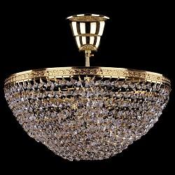Люстра на штанге Bohemia Ivele CrystalНе более 4 ламп<br>Артикул - BI_1932_35Z_G,Бренд - Bohemia Ivele Crystal (Чехия),Коллекция - 1932,Гарантия, месяцы - 12,Высота, мм - 300,Диаметр, мм - 350,Размер упаковки, мм - 450x450x200,Тип лампы - компактная люминесцентная [КЛЛ] ИЛИнакаливания ИЛИсветодиодная [LED],Общее кол-во ламп - 4,Напряжение питания лампы, В - 220,Максимальная мощность лампы, Вт - 40,Лампы в комплекте - отсутствуют,Цвет плафонов и подвесок - неокрашенный,Тип поверхности плафонов - прозрачный,Материал плафонов и подвесок - хрусталь,Цвет арматуры - золото,Тип поверхности арматуры - глянцевый, рельефный,Материал арматуры - металл,Возможность подлючения диммера - можно, если установить лампу накаливания,Тип цоколя лампы - E14,Класс электробезопасности - I,Общая мощность, Вт - 160,Степень пылевлагозащиты, IP - 20,Диапазон рабочих температур - комнатная температура,Дополнительные параметры - способ крепления светильника к потолку – на крюке<br>