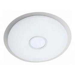 Накладной светильник ST-LuceКруглые<br>Артикул - SLE350.112.01,Бренд - ST-Luce (Китай),Коллекция - Funzionale,Гарантия, месяцы - 1,Высота, мм - 80,Диаметр, мм - 570,Размер упаковки, мм - 640x480x640,Тип лампы - светодиодная [LED],Общее кол-во ламп - 1,Напряжение питания лампы, В - 220,Максимальная мощность лампы, Вт - 60,Лампы в комплекте - светодиодная,Цвет плафонов и подвесок - белый с неокрашенным рисунком,Тип поверхности плафонов - матовый,Материал плафонов и подвесок - акрил,Цвет арматуры - белый,Тип поверхности арматуры - матовый,Материал арматуры - акрил,Класс электробезопасности - I,Степень пылевлагозащиты, IP - 20,Диапазон рабочих температур - комнатная температура,Дополнительные параметры - способ крепления светильника к потолку - на монтажной пластине<br>