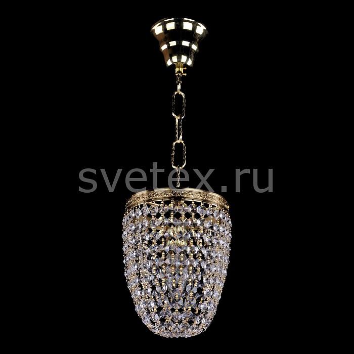 Фото Подвесной светильник Bohemia Ivele Crystal 1920 1920/15O/G