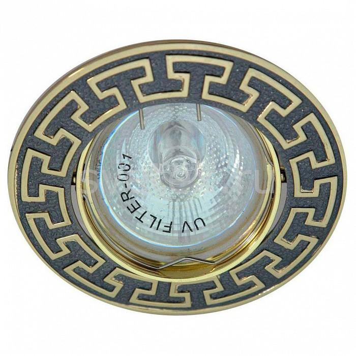 Встраиваемый светильник FeronПотолочные светильники<br>Артикул - FE_17808,Бренд - Feron (Китай),Коллекция - DL2008,Гарантия, месяцы - 24,Глубина, мм - 24,Диаметр, мм - 90,Размер врезного отверстия, мм - 72,Тип лампы - галогеновая ИЛИсветодиодная [LED],Общее кол-во ламп - 1,Напряжение питания лампы, В - 12,Максимальная мощность лампы, Вт - 50,Лампы в комплекте - отсутствуют,Цвет арматуры - черный с золотым рисунком,Тип поверхности арматуры - глянцевый, матовый,Материал арматуры - металл,Возможность подлючения диммера - можно, если установить галогеновую лампу,Необходимые компоненты - блок питания 12В,Компоненты, входящие в комплект - нет,Форма и тип колбы - полусферическая с рефлектором,Тип цоколя лампы - GU5.3,Класс электробезопасности - I,Напряжение питания, В - 220,Степень пылевлагозащиты, IP - 20,Диапазон рабочих температур - комнатная температура,Дополнительные параметры - поворотный светильник<br>