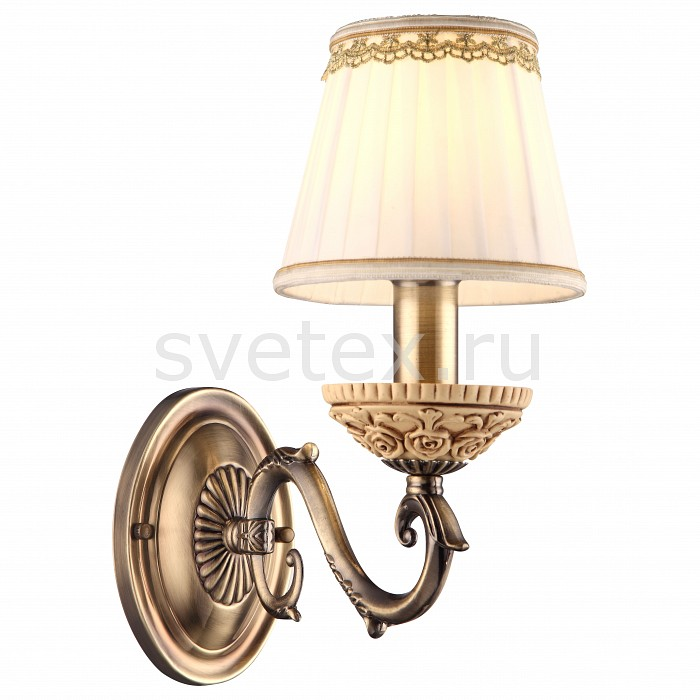 Фото Бра Arte Lamp Cherish A9575AP-1AB