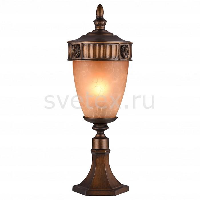 Фото Наземный низкий светильник Favourite Guards 1336-1T