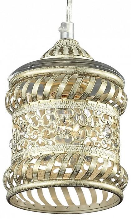 Подвесной светильник FavouriteСветодиодные<br>Артикул - FV_1623-1P,Бренд - Favourite (Германия),Коллекция - Arabia,Гарантия, месяцы - 24,Высота, мм - 1200,Диаметр, мм - 130,Тип лампы - компактная люминесцентная [КЛЛ] ИЛИнакаливания ИЛИсветодиодная [LED],Общее кол-во ламп - 1,Напряжение питания лампы, В - 220,Максимальная мощность лампы, Вт - 40,Лампы в комплекте - отсутствуют,Цвет плафонов и подвесок - слоновая кость с позолотой, неокрашенный,Тип поверхности плафонов - матовый, прозрачный,Материал плафонов и подвесок - металл, хрусталь,Цвет арматуры - слоновая кость с позолотой, неокрашенный,Тип поверхности арматуры - матовый,Материал арматуры - металл,Количество плафонов - 1,Возможность подлючения диммера - можно, если установить лампу накаливания,Тип цоколя лампы - E14,Класс электробезопасности - I,Степень пылевлагозащиты, IP - 20,Диапазон рабочих температур - комнатная температура,Дополнительные параметры - способ крепления светильника к потолку - на монтажной пластине<br>