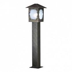 Наземный высокий светильник Odeon LightВысокие<br>Артикул - OD_2747_1A,Бренд - Odeon Light (Италия),Коллекция - Visma,Гарантия, месяцы - 24,Высота, мм - 1200,Тип лампы - компактная люминесцентная [КЛЛ] ИЛИнакаливания ИЛИсветодиодная [LED],Общее кол-во ламп - 1,Напряжение питания лампы, В - 220,Максимальная мощность лампы, Вт - 60,Лампы в комплекте - отсутствуют,Цвет плафонов и подвесок - белый,Тип поверхности плафонов - матовый,Материал плафонов и подвесок - полимер,Цвет арматуры - коричневый с патиной,Тип поверхности арматуры - глянцевый,Материал арматуры - металл,Тип цоколя лампы - E27,Класс электробезопасности - I,Степень пылевлагозащиты, IP - 44,Диапазон рабочих температур - от -40^C до +40^C<br>