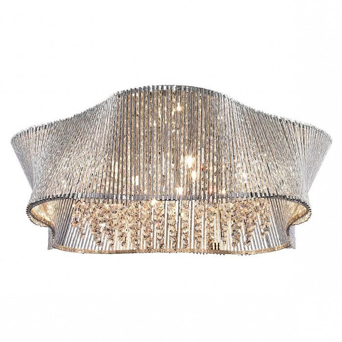 Накладной светильник Arte LampКруглые<br>Артикул - AR_A4207PL-9CC,Бренд - Arte Lamp (Италия),Гарантия, месяцы - 24,Время изготовления, дней - 1,Высота, мм - 230,Диаметр, мм - 500,Тип лампы - галогеновая,Общее кол-во ламп - 9,Напряжение питания лампы, В - 220,Максимальная мощность лампы, Вт - 40,Цвет лампы - белый теплый,Лампы в комплекте - галогеновые G9,Цвет плафонов и подвесок - хром,Тип поверхности плафонов - глянцевый,Материал плафонов и подвесок - металл,Цвет арматуры - хром,Тип поверхности арматуры - глянцевый,Материал арматуры - металл,Количество плафонов - 1,Тип цоколя лампы - G9,Цветовая температура, K - 2700,Экономичнее лампы накаливания - на 50%,Класс электробезопасности - I,Общая мощность, Вт - 360,Степень пылевлагозащиты, IP - 20,Диапазон рабочих температур - комнатная температура,Дополнительные параметры - способ крепления светильника к потолку – на монтажной пластине<br>
