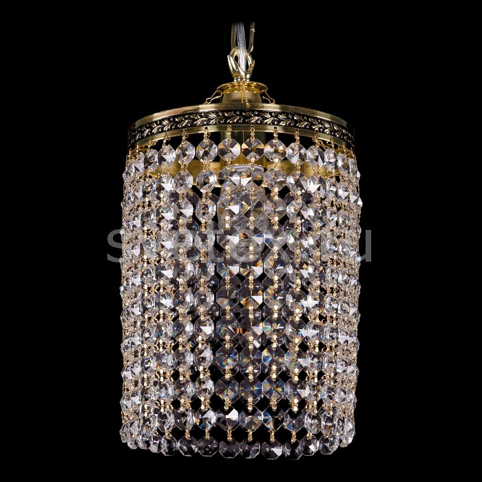 Фото Подвесной светильник Bohemia Ivele Crystal 1920 1920/15/R/GB