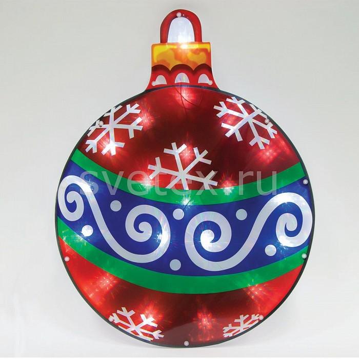 Фото Панно световое Feron x 50 см x 38.5 см LT064 Новогодний шар