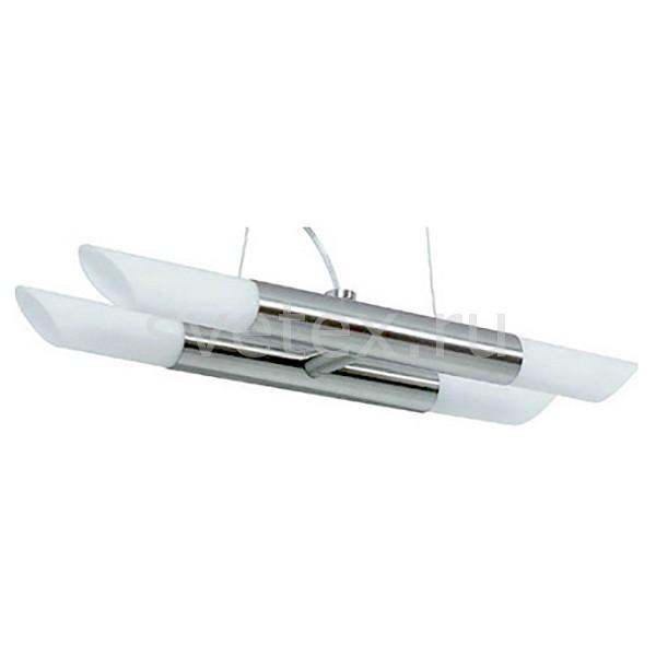 Подвесной светильник PaulmannСветильники<br>Артикул - PA_79229,Бренд - Paulmann (Германия),Коллекция - Gala Linea,Гарантия, месяцы - 24,Длина, мм - 480,Ширина, мм - 150,Высота, мм - 60-1500,Размер упаковки, мм - 330x280x135,Тип лампы - компактная люминесцентная [КЛЛ],Общее кол-во ламп - 2,Напряжение питания лампы, В - 220,Максимальная мощность лампы, Вт - 9,Лампы в комплекте - компактные люминесцентные [КЛЛ] E14,Цвет плафонов и подвесок - опал,Тип поверхности плафонов - матовый,Материал плафонов и подвесок - стекло,Цвет арматуры - хром,Тип поверхности арматуры - глянцевый,Материал арматуры - металл,Количество плафонов - 1,Возможность подлючения диммера - можно, если установить лампу накаливания,Тип цоколя лампы - E14,Класс электробезопасности - I,Общая мощность, Вт - 18,Степень пылевлагозащиты, IP - 20,Диапазон рабочих температур - комнатная температура,Дополнительные параметры - способ крепления светильника к потолку - на монтажной пластине<br>