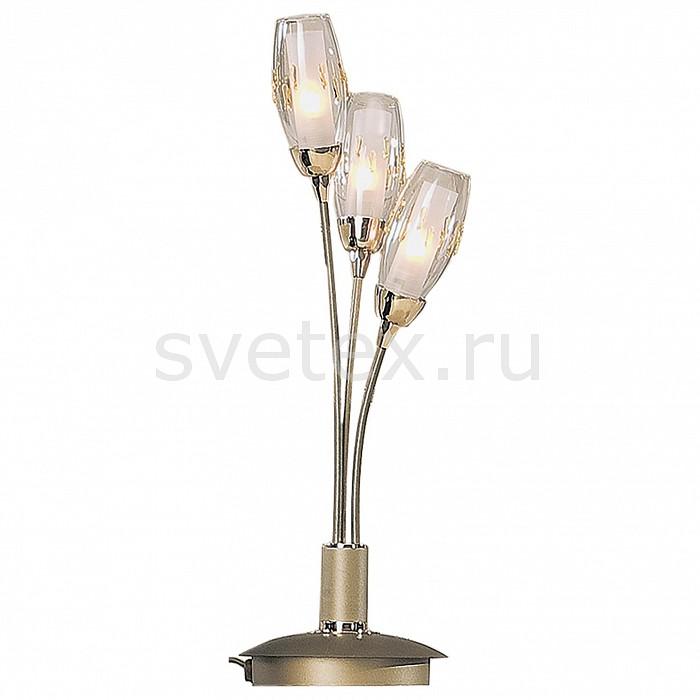 Фото Настольная лампа Citilux G9 220В 40Вт 2800-3200 K Амбер CL201835