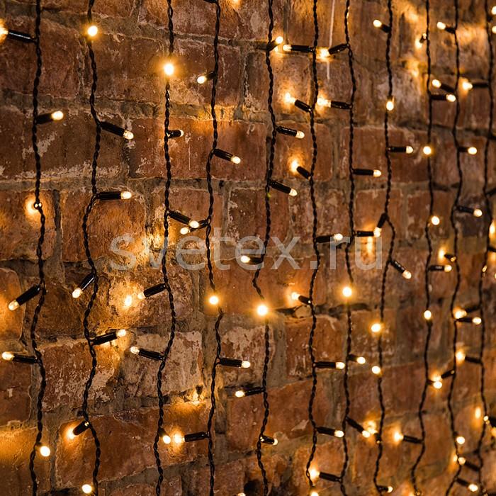Фото Занавес световой Неон-Найт LED-TPL-18_20 235-126