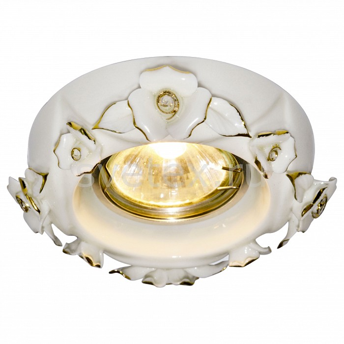Встраиваемый светильник Arte LampПотолочные светильники<br>Артикул - AR_A5230PL-1WG,Бренд - Arte Lamp (Италия),Коллекция - Fragile,Гарантия, месяцы - 24,Время изготовления, дней - 1,Глубина, мм - 52,Диаметр, мм - 125,Размер врезного отверстия, мм - 52,Тип лампы - галогеновая ИЛИсветодиодная [LED],Общее кол-во ламп - 1,Напряжение питания лампы, В - 220,Максимальная мощность лампы, Вт - 50,Лампы в комплекте - отсутствуют,Цвет арматуры - белый, золото,Тип поверхности арматуры - глянцевый,Материал арматуры - керамика, металл,Возможность подлючения диммера - можно, если установить галогеновую лампу,Компоненты, входящие в комплект - 2 типа патрона,Форма и тип колбы - полусферическая с рефлектором,Тип цоколя лампы - GU10,Класс электробезопасности - I,Степень пылевлагозащиты, IP - 20,Диапазон рабочих температур - комнатная температура,Дополнительные параметры - возможна установка галогеновой лампы MR-16 с цоколем G5.3 на 12 V с подключением через трансформатор<br>