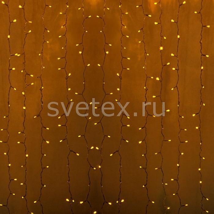 Фото Занавес световой Неон-Найт LED-TPL-38_20 235-151