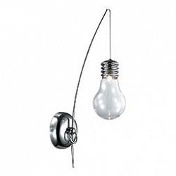 Бра Odeon LightС 1 лампой<br>Артикул - OD_2748_1W,Бренд - Odeon Light (Италия),Коллекция - Norin,Гарантия, месяцы - 24,Время изготовления, дней - 1,Высота, мм - 500,Тип лампы - галогеновая,Общее кол-во ламп - 1,Напряжение питания лампы, В - 12,Максимальная мощность лампы, Вт - 35,Лампы в комплекте - галогеновая G4,Цвет плафонов и подвесок - белый,Тип поверхности плафонов - глянцевый,Материал плафонов и подвесок - стекло,Цвет арматуры - хром,Тип поверхности арматуры - глянцевый,Материал арматуры - металл,Возможность подлючения диммера - можно,Форма и тип колбы - пальчиковая,Тип цоколя лампы - G4,Класс электробезопасности - I,Степень пылевлагозащиты, IP - 20,Диапазон рабочих температур - комнатная температура,Дополнительные параметры - светильник предназначен для использования со скрытой проводкой<br>