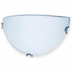 Накладной светильник TopLightСветодиодные<br>Артикул - TPL_TL9320Y-01WH,Бренд - TopLight (Россия),Коллекция - Pauline,Гарантия, месяцы - 24,Высота, мм - 150,Размер упаковки, мм - 165x120x310,Тип лампы - компактная люминесцентная [КЛЛ] ИЛИнакаливания ИЛИсветодиодная [LED],Общее кол-во ламп - 1,Напряжение питания лампы, В - 220,Максимальная мощность лампы, Вт - 60,Лампы в комплекте - отсутствуют,Цвет плафонов и подвесок - белый,Тип поверхности плафонов - глянцевый, рельефный,Материал плафонов и подвесок - стекло,Цвет арматуры - хром,Тип поверхности арматуры - глянцевый,Материал арматуры - металл,Возможность подлючения диммера - можно, если установить лампу накаливания,Тип цоколя лампы - E27,Класс электробезопасности - I,Степень пылевлагозащиты, IP - 20,Диапазон рабочих температур - комнатная температура,Дополнительные параметры - способ крепления светильника к стене - на монтажной пластине, светильник предназначен для использования со скрытой проводкой<br>