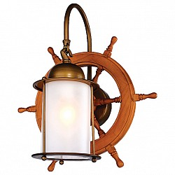 Бра FavouriteДеревянные<br>Артикул - FV_1322-1W,Бренд - Favourite (Германия),Коллекция - Ruota,Гарантия, месяцы - 24,Высота, мм - 330,Тип лампы - компактная люминесцентная [КЛЛ] ИЛИнакаливания ИЛИсветодиодная [LED],Общее кол-во ламп - 1,Напряжение питания лампы, В - 220,Максимальная мощность лампы, Вт - 40,Лампы в комплекте - отсутствуют,Цвет плафонов и подвесок - белый,Тип поверхности плафонов - матовый,Материал плафонов и подвесок - стекло,Цвет арматуры - бронза, орех,Тип поверхности арматуры - матовый,Материал арматуры - металл, дерево,Возможность подлючения диммера - можно, если установить лампу накаливания,Тип цоколя лампы - E14,Класс электробезопасности - I,Степень пылевлагозащиты, IP - 20,Диапазон рабочих температур - комнатная температура,Дополнительные параметры - светильник предназначен для использования со скрытой проводкой, стиль кантри<br>