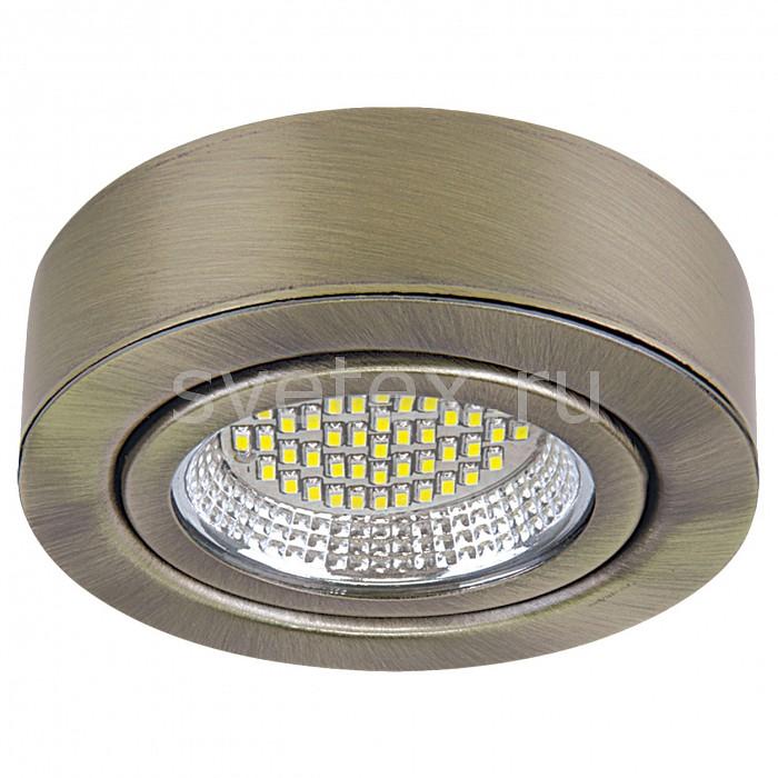 Фото Накладной светильник Lightstar Mobiled 003331