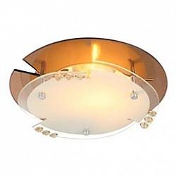 Накладной светильник GloboКруглые<br>Артикул - GB_48083,Бренд - Globo (Австрия),Коллекция - Armena I,Гарантия, месяцы - 24,Диаметр, мм - 250,Размер упаковки, мм - 265x100x265,Тип лампы - компактная люминесцентная [КЛЛ] ИЛИнакаливания ИЛИсветодиодная [LED],Общее кол-во ламп - 1,Напряжение питания лампы, В - 220,Максимальная мощность лампы, Вт - 60,Лампы в комплекте - отсутствуют,Цвет плафонов и подвесок - белый с неокрашенной каймой, неокрашенный,Тип поверхности плафонов - матовый, прозрачный,Материал плафонов и подвесок - стекло, хрусталь,Цвет арматуры - неокрашенный, хром,Тип поверхности арматуры - глянцевый, матовый,Материал арматуры - металл, стекло,Возможность подлючения диммера - можно, если установить лампу накаливания,Тип цоколя лампы - E27,Класс электробезопасности - I,Степень пылевлагозащиты, IP - 20,Диапазон рабочих температур - комнатная температура,Дополнительные параметры - способ крепления светильника к стене и потолку - на монтажной пластине<br>