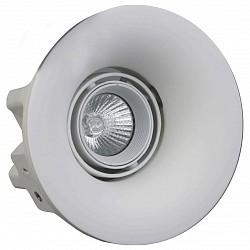 Встраиваемый светильник MW-LightВстраиваемые светильники<br>Артикул - MW_499010401,Бренд - MW-Light (Германия),Коллекция - Барут 1,Гарантия, месяцы - 24,Время изготовления, дней - 1,Диаметр, мм - 160,Тип лампы - галогеновая ИЛИсветодиодная [LED],Общее кол-во ламп - 1,Напряжение питания лампы, В - 12,Максимальная мощность лампы, Вт - 35,Лампы в комплекте - отсутствуют,Цвет арматуры - белый, хлом,Тип поверхности арматуры - матовый,Материал арматуры - гипс, металл,Форма и тип колбы - полусферическая с рефлектором ИЛИполусферическая с радиатором,Тип цоколя лампы - GU5.3,Класс электробезопасности - II,Степень пылевлагозащиты, IP - 20,Диапазон рабочих температур - комнатная температура,Дополнительные параметры - возможна установка лампы GU5.3 (MR-16) на 12 В с подключением через трансформатор 12 В<br>
