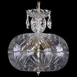 Подвесной светильник Bohemia Ivele CrystalСветодиодные<br>Артикул - BI_7712_30_G,Бренд - Bohemia Ivele Crystal (Чехия),Коллекция - 7712,Гарантия, месяцы - 24,Высота, мм - 310,Диаметр, мм - 300,Размер упаковки, мм - 380x380x310,Тип лампы - компактная люминесцентная [КЛЛ] ИЛИнакаливания ИЛИсветодиодная [LED],Общее кол-во ламп - 5,Напряжение питания лампы, В - 220,Максимальная мощность лампы, Вт - 40,Лампы в комплекте - отсутствуют,Цвет плафонов и подвесок - неокрашенный,Тип поверхности плафонов - прозрачный, рельефный,Материал плафонов и подвесок - стекло, хрусталь,Цвет арматуры - золото, неокрашенный,Тип поверхности арматуры - глянцевый, прозрачный, рельефный,Материал арматуры - металл, стекло,Возможность подлючения диммера - можно, если установить лампу накаливания,Тип цоколя лампы - E14,Класс электробезопасности - I,Общая мощность, Вт - 200,Степень пылевлагозащиты, IP - 20,Диапазон рабочих температур - комнатная температура,Дополнительные параметры - способ крепления светильника к потолку - на крюке, указана высота светильника без подвеса<br>