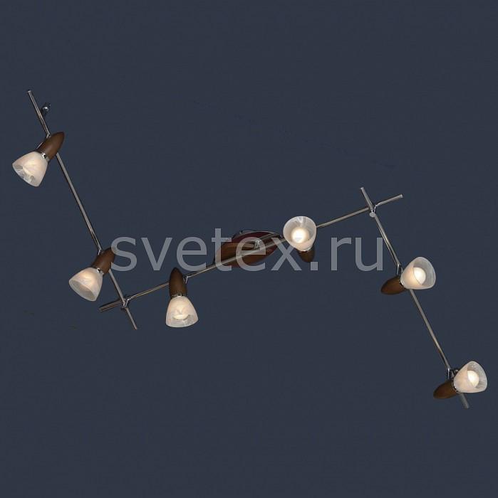 Спот LussoleБолее 4 ламп<br>Артикул - LSQ-6409-06,Бренд - Lussole (Италия),Коллекция - Cisterino,Гарантия, месяцы - 24,Время изготовления, дней - 1,Длина, мм - 2000,Ширина, мм - 90,Выступ, мм - 220,Тип лампы - компактная люминесцентная [КЛЛ] ИЛИнакаливания ИЛИсветодиодная [LED],Общее кол-во ламп - 6,Напряжение питания лампы, В - 220,Максимальная мощность лампы, Вт - 40,Лампы в комплекте - отсутствуют,Цвет плафонов и подвесок - алебастр,Тип поверхности плафонов - матовый,Материал плафонов и подвесок - стекло,Цвет арматуры - вишневый, хром,Тип поверхности арматуры - глянцевый, матовый,Материал арматуры - дерево, сталь,Количество плафонов - 6,Возможность подлючения диммера - можно, если установить лампу накаливания,Тип цоколя лампы - E14,Класс электробезопасности - I,Общая мощность, Вт - 240,Степень пылевлагозащиты, IP - 20,Диапазон рабочих температур - комнатная температура,Дополнительные параметры - поворотный светильник<br>
