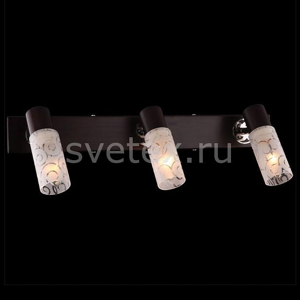 Спот EurosvetСпоты<br>Артикул - EV_6326,Бренд - Eurosvet (Китай),Коллекция - 21130,Гарантия, месяцы - 24,Длина, мм - 460,Ширина, мм - 180,Выступ, мм - 170,Тип лампы - компактная люминесцентная [КЛЛ] ИЛИнакаливания ИЛИсветодиодная [LED],Общее кол-во ламп - 3,Напряжение питания лампы, В - 220,Максимальная мощность лампы, Вт - 40,Лампы в комплекте - отсутствуют,Цвет плафонов и подвесок - белый с рисунком,Тип поверхности плафонов - матовый,Материал плафонов и подвесок - стекло,Цвет арматуры - венге, хром,Тип поверхности арматуры - глянцевый, матовый,Материал арматуры - металл,Количество плафонов - 3,Тип цоколя лампы - E14,Класс электробезопасности - I,Общая мощность, Вт - 120,Степень пылевлагозащиты, IP - 20,Диапазон рабочих температур - комнатная температура,Дополнительные параметры - поворотный светильник<br>