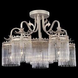 Люстра на штанге Eurosvet5 или 6 ламп<br>Артикул - EV_71520,Бренд - Eurosvet (Китай),Коллекция - 60101-60102,Гарантия, месяцы - 24,Высота, мм - 400,Диаметр, мм - 570,Тип лампы - компактная люминесцентная [КЛЛ] ИЛИнакаливания ИЛИсветодиодная [LED],Общее кол-во ламп - 6,Напряжение питания лампы, В - 220,Максимальная мощность лампы, Вт - 60,Лампы в комплекте - отсутствуют,Цвет плафонов и подвесок - неокрашенный,Тип поверхности плафонов - прозрачный,Материал плафонов и подвесок - стекло,Цвет арматуры - белый с золотой патиной,Тип поверхности арматуры - матовый, рельефный,Материал арматуры - металл,Возможность подлючения диммера - можно, если установить лампу накаливания,Тип цоколя лампы - E14,Класс электробезопасности - I,Общая мощность, Вт - 360,Степень пылевлагозащиты, IP - 20,Диапазон рабочих температур - комнатная температура,Дополнительные параметры - способ крепления светильника к потолку - на монтажной пластине<br>