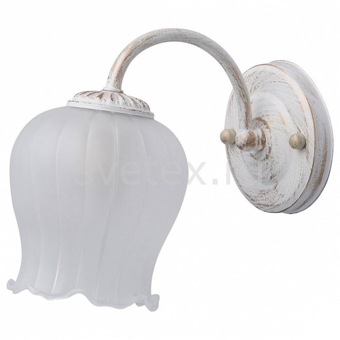 Бра De MarktНастенные светильники<br>Артикул - MW_450027801,Бренд - De Markt (Германия),Коллекция - Ариадна 26,Гарантия, месяцы - 24,Ширина, мм - 130,Высота, мм - 200,Выступ, мм - 190,Тип лампы - компактная люминесцентная [КЛЛ] ИЛИнакаливания ИЛИсветодиодная [LED],Общее кол-во ламп - 1,Напряжение питания лампы, В - 220,Максимальная мощность лампы, Вт - 60,Лампы в комплекте - отсутствуют,Цвет плафонов и подвесок - белый,Тип поверхности плафонов - матовый,Материал плафонов и подвесок - стекло,Цвет арматуры - белый с золотой патиной,Тип поверхности арматуры - глянцевый, матовый,Материал арматуры - металл,Количество плафонов - 1,Возможность подлючения диммера - можно, если установить лампу накаливания,Тип цоколя лампы - E27,Класс электробезопасности - I,Степень пылевлагозащиты, IP - 20,Диапазон рабочих температур - комнатная температура,Дополнительные параметры - способ крепления светильника к стене - на монтажной пластине, светильник предназначен для использования со скрытой проводкой<br>