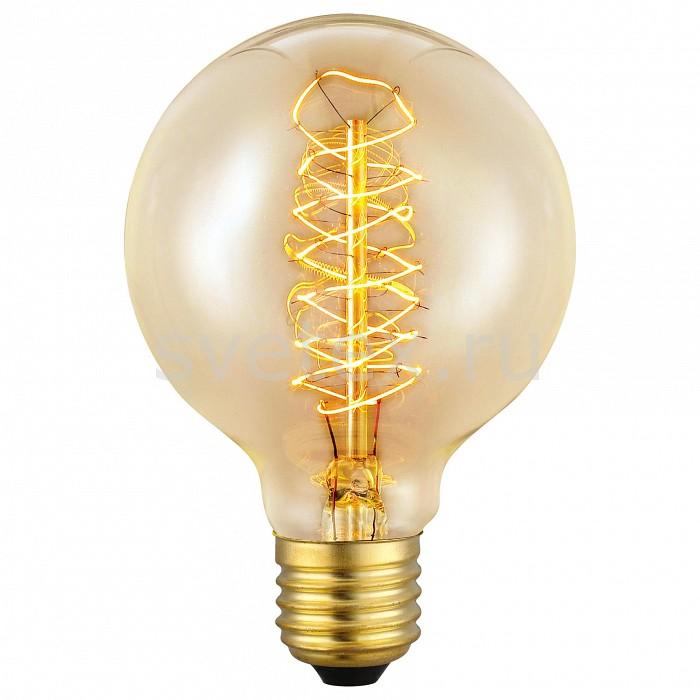 Лампа накаливания Egloлампа накаливания 60 вт<br>Артикул - EG_49504,Бренд - Eglo (Австрия),Коллекция - Vintage,Время изготовления, дней - 1,Высота, мм - 117,Диаметр, мм - 80,Тип лампы - накаливания,Напряжение питания лампы, В - 220,Максимальная мощность лампы, Вт - 60,Цвет лампы - белый теплый,Форма и тип колбы - сферическая,Тип цоколя лампы - E27,Цветовая температура, K - 2700 K,Световой поток, лм - 200,Ресурс лампы - 2.5 тыс. часов<br>