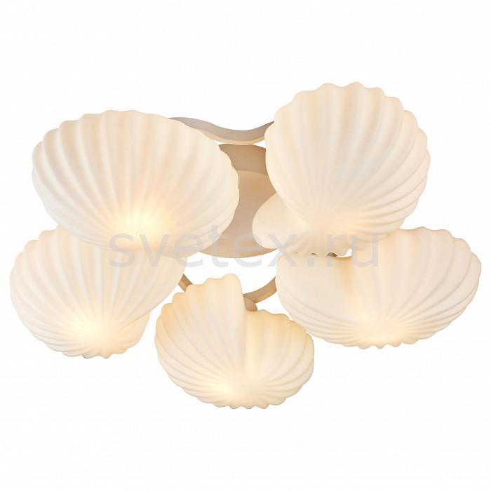 Потолочная люстра ST-LuceЛюстры<br>Артикул - SL534.502.05,Бренд - ST-Luce (Китай),Коллекция - Conglia,Гарантия, месяцы - 24,Высота, мм - 200,Диаметр, мм - 700,Размер упаковки, мм - 730x560x440,Тип лампы - компактная люминесцентная [КЛЛ] ИЛИнакаливания ИЛИсветодиодная [LED],Общее кол-во ламп - 5,Напряжение питания лампы, В - 220,Максимальная мощность лампы, Вт - 60,Лампы в комплекте - отсутствуют,Цвет плафонов и подвесок - белый,Тип поверхности плафонов - матовый,Материал плафонов и подвесок - стекло,Цвет арматуры - белый,Тип поверхности арматуры - матовый,Материал арматуры - металл,Количество плафонов - 5,Возможность подлючения диммера - можно, если установить лампу накаливания,Тип цоколя лампы - E27,Класс электробезопасности - I,Общая мощность, Вт - 300,Степень пылевлагозащиты, IP - 20,Диапазон рабочих температур - комнатная температура,Дополнительные параметры - способ крепления светильника к потолку - на монтажной пластине<br>