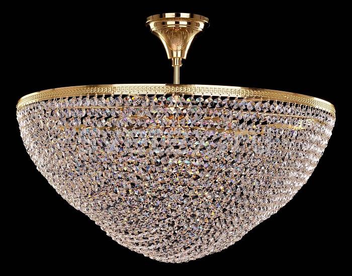 Фото Люстра на штанге Bohemia Ivele Crystal 1925 1925/55Z/G
