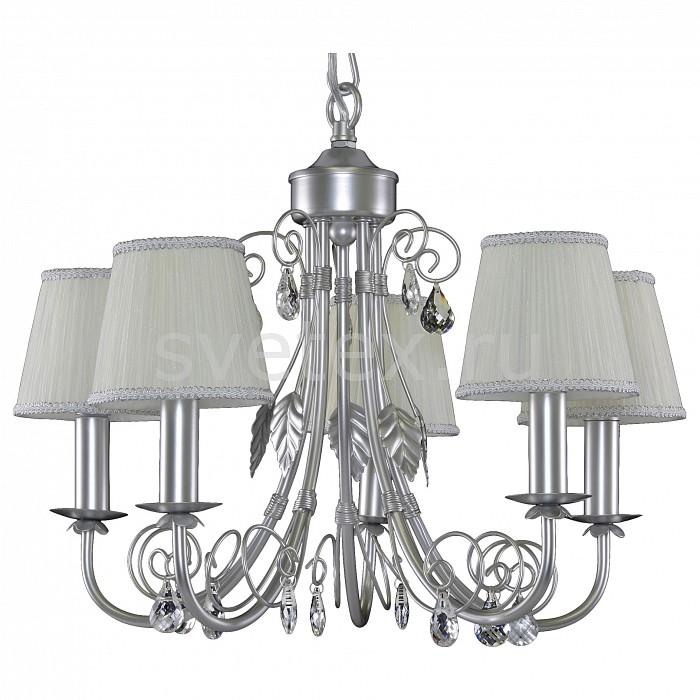 Подвесная люстра LightstarСветильники<br>Артикул - LS_781054,Бренд - Lightstar (Италия),Коллекция - Modesto,Гарантия, месяцы - 24,Высота, мм - 650-1190,Диаметр, мм - 520,Тип лампы - компактная люминесцентная [КЛЛ] ИЛИнакаливания ИЛИсветодиодная [LED],Общее кол-во ламп - 5,Напряжение питания лампы, В - 220,Максимальная мощность лампы, Вт - 40,Лампы в комплекте - отсутствуют,Цвет плафонов и подвесок - белый, неокрашенный,Тип поверхности плафонов - матовый, прозрачный,Материал плафонов и подвесок - текстиль, хрусталь,Цвет арматуры - серебро,Тип поверхности арматуры - матовый,Материал арматуры - металл,Количество плафонов - 5,Возможность подлючения диммера - можно, если установить лампу накаливания,Тип цоколя лампы - E14,Класс электробезопасности - I,Общая мощность, Вт - 200,Степень пылевлагозащиты, IP - 20,Диапазон рабочих температур - комнатная температура,Дополнительные параметры - способ крепления светильника к потолку - на крюке, регулируется по высоте<br>