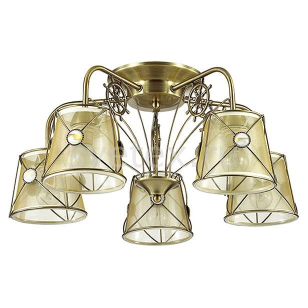 Потолочная люстра LumionСветильники<br>Артикул - LMN_3419_5C,Бренд - Lumion (Италия),Коллекция - Ozanna,Гарантия, месяцы - 24,Высота, мм - 260,Диаметр, мм - 550,Тип лампы - компактная люминесцентная [КЛЛ] ИЛИнакаливания ИЛИсветодиодная [LED],Общее кол-во ламп - 5,Напряжение питания лампы, В - 220,Максимальная мощность лампы, Вт - 60,Лампы в комплекте - отсутствуют,Цвет плафонов и подвесок - янтарный,Тип поверхности плафонов - матовый,Материал плафонов и подвесок - текстиль, полимер,Цвет арматуры - бронза,Тип поверхности арматуры - матовый,Материал арматуры - металл,Количество плафонов - 5,Возможность подлючения диммера - можно, если установить лампу накаливания,Тип цоколя лампы - E14,Класс электробезопасности - I,Общая мощность, Вт - 300,Степень пылевлагозащиты, IP - 20,Диапазон рабочих температур - комнатная температура,Дополнительные параметры - способ крепления светильника к потолку - на монтажной пластине<br>