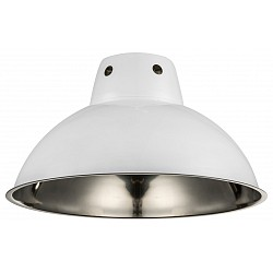 Подвесной светильник GloboДля кухни<br>Артикул - GB_15231,Бренд - Globo (Австрия),Коллекция - Juergen,Гарантия, месяцы - 24,Высота, мм - 1200,Диаметр, мм - 340,Размер упаковки, мм - 350х350х200,Тип лампы - компактная люминесцентная [КЛЛ] ИЛИнакаливания ИЛИсветодиодная [LED],Общее кол-во ламп - 1,Напряжение питания лампы, В - 220,Максимальная мощность лампы, Вт - 60,Лампы в комплекте - отсутствуют,Цвет плафонов и подвесок - белый, никель,Тип поверхности плафонов - матовый,Материал плафонов и подвесок - металл,Цвет арматуры - белый,Тип поверхности арматуры - матовый,Материал арматуры - металл,Возможность подлючения диммера - можно, если установить лампу накаливания,Тип цоколя лампы - E27,Класс электробезопасности - I,Степень пылевлагозащиты, IP - 20,Диапазон рабочих температур - комнатная температура,Дополнительные параметры - способ крепления светильника к потолку – на монтажной пластине<br>