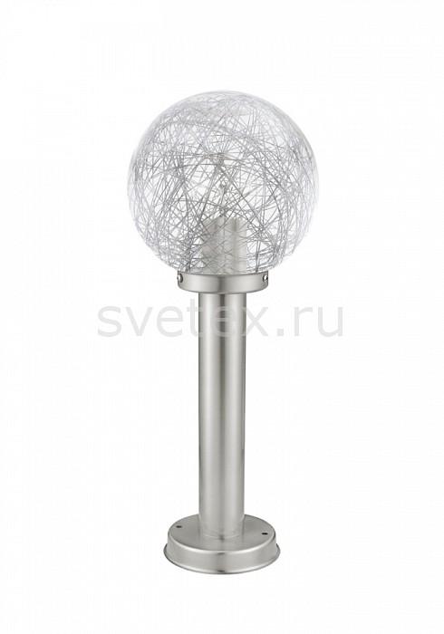 Наземный низкий светильник Egloуличные фонари для загородного дома<br>Артикул - EG_93553,Бренд - Eglo (Австрия),Коллекция - Nisia 1,Гарантия, месяцы - 24,Время изготовления, дней - 1,Высота, мм - 500,Диаметр, мм - 200,Тип лампы - компактная люминесцентная [КЛЛ] ИЛИнакаливания ИЛИсветодиодная [LED],Общее кол-во ламп - 1,Напряжение питания лампы, В - 220,Максимальная мощность лампы, Вт - 60,Лампы в комплекте - отсутствуют,Цвет плафонов и подвесок - алюминий, неокрашенный,Тип поверхности плафонов - прозрачный,Материал плафонов и подвесок - металл, стекло,Цвет арматуры - сталь,Тип поверхности арматуры - глянцевый,Материал арматуры - сталь нержавеющая,Количество плафонов - 1,Тип цоколя лампы - E27,Класс электробезопасности - I,Степень пылевлагозащиты, IP - 44,Диапазон рабочих температур - от -40^C до +40^C,Дополнительные параметры - диаметр основания 130 мм<br>