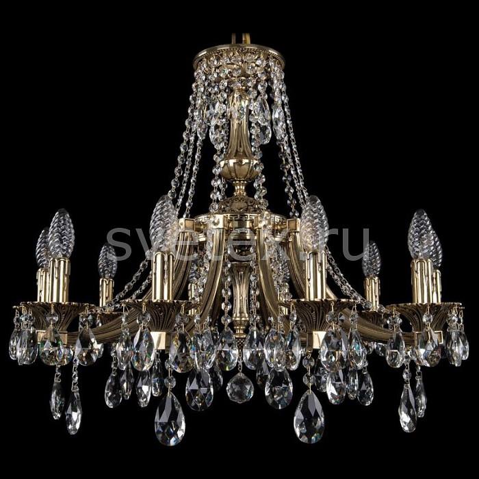 Подвесная люстра Bohemia Ivele CrystalБолее 6 ламп<br>Артикул - BI_1771_10_220_A_GB,Бренд - Bohemia Ivele Crystal (Чехия),Коллекция - 1771,Гарантия, месяцы - 24,Высота, мм - 550,Диаметр, мм - 690,Размер упаковки, мм - 450x450x200,Тип лампы - компактная люминесцентная [КЛЛ] ИЛИнакаливания ИЛИсветодиодная [LED],Общее кол-во ламп - 10,Напряжение питания лампы, В - 220,Максимальная мощность лампы, Вт - 40,Лампы в комплекте - отсутствуют,Цвет плафонов и подвесок - неокрашенный,Тип поверхности плафонов - прозрачный,Материал плафонов и подвесок - хрусталь,Цвет арматуры - золото черненое,Тип поверхности арматуры - глянцевый, рельефный,Материал арматуры - латунь,Возможность подлючения диммера - можно, если установить лампу накаливания,Форма и тип колбы - свеча ИЛИ свеча на ветру,Тип цоколя лампы - E14,Класс электробезопасности - I,Общая мощность, Вт - 400,Степень пылевлагозащиты, IP - 20,Диапазон рабочих температур - комнатная температура,Дополнительные параметры - способ крепления светильника к потолку - на крюке, указана высота светильника без подвеса<br>