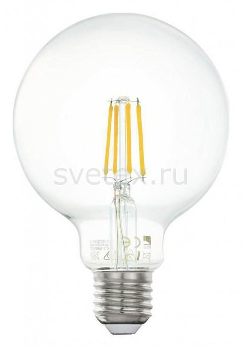 Лампа светодиодная Egloлампы энергосберегающие светодиодные<br>Артикул - EG_11502,Бренд - Eglo (Австрия),Коллекция - G95,Время изготовления, дней - 1,Высота, мм - 118,Диаметр, мм - 95,Тип лампы - светодиодная [LED],Напряжение питания лампы, В - 220,Максимальная мощность лампы, Вт - 4,Цвет лампы - белый теплый,Форма и тип колбы - сферическая,Тип цоколя лампы - E27,Цветовая температура, K - 2700 K,Световой поток, лм - 350,Экономичнее лампы накаливания - в 9.5 раза,Светоотдача, лм/Вт - 88,Ресурс лампы - 15 тыс. часов,Класс энергопотребления - A<br>