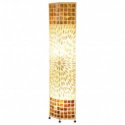 Торшер GloboПолимерный плафон<br>Артикул - GB_25826,Бренд - Globo (Австрия),Коллекция - Bali,Гарантия, месяцы - 24,Высота, мм - 1490,Тип лампы - компактная люминесцентная [КЛЛ] ИЛИнакаливания ИЛИсветодиодная [LED],Общее кол-во ламп - 2,Напряжение питания лампы, В - 220,Максимальная мощность лампы, Вт - 60,Лампы в комплекте - отсутствуют,Цвет плафонов и подвесок - перламутровый, песочный с коричневым рисунком,Тип поверхности плафонов - матовый,Материал плафонов и подвесок - морская ракушка, текстиль,Цвет арматуры - коричневый,Тип поверхности арматуры - глянцевый,Материал арматуры - металл,Тип цоколя лампы - E27,Класс электробезопасности - II,Общая мощность, Вт - 120,Степень пылевлагозащиты, IP - 20,Диапазон рабочих температур - комнатная температура<br>