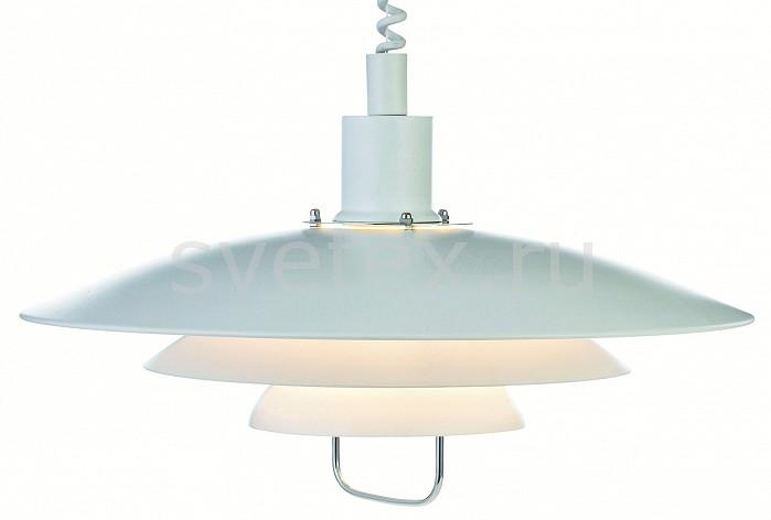 Подвесной светильник markslojdБарные<br>Артикул - ML_102281,Бренд - markslojd (Швеция),Коллекция - Kirkenes,Гарантия, месяцы - 24,Высота, мм - 800-1900,Диаметр, мм - 480,Размер упаковки, мм - 530x530x360,Тип лампы - компактная люминесцентная [КЛЛ] ИЛИнакаливания ИЛИсветодиодная [LED],Общее кол-во ламп - 1,Напряжение питания лампы, В - 220,Лампы в комплекте - отсутствуют,Цвет плафонов и подвесок - белый,Тип поверхности плафонов - матовый,Материал плафонов и подвесок - металл,Цвет арматуры - белый,Тип поверхности арматуры - матовый,Материал арматуры - металл,Количество плафонов - 1,Возможность подлючения диммера - можно, если установить лампу накаливания,Тип цоколя лампы - E27,Класс электробезопасности - I,Степень пылевлагозащиты, IP - 20,Диапазон рабочих температур - комнатная температура,Дополнительные параметры - способ крепления светильника к потолку - на монтажной пластине, регулируется по высоте<br>