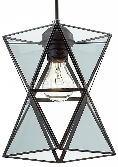 Подвесной светильник FavouriteСветодиодные<br>Артикул - FV_1919-1P,Бренд - Favourite (Германия),Коллекция - Polihedron,Гарантия, месяцы - 24,Высота, мм - 255-1400,Диаметр, мм - 210,Тип лампы - компактная люминесцентная [КЛЛ] ИЛИнакаливания ИЛИсветодиодная [LED],Общее кол-во ламп - 1,Напряжение питания лампы, В - 220,Максимальная мощность лампы, Вт - 60,Лампы в комплекте - отсутствуют,Цвет плафонов и подвесок - неокрашенный, светло-серый,Тип поверхности плафонов - прозрачный,Материал плафонов и подвесок - стекло,Цвет арматуры - черный,Тип поверхности арматуры - матовый,Материал арматуры - металл,Количество плафонов - 1,Возможность подлючения диммера - можно, если установить лампу накаливания,Тип цоколя лампы - E27,Класс электробезопасности - I,Степень пылевлагозащиты, IP - 20,Диапазон рабочих температур - комнатная температура,Дополнительные параметры - способ крепления светильника к потолку - на монтажной пластине, регулируется по высоте, стиль Тиффани<br>