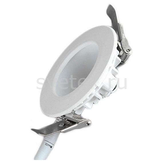 Встраиваемый светильник ElvanТочечные светильники<br>Артикул - ELV_700_6_4000K,Бренд - Elvan (Россия),Коллекция - VLS,Гарантия, месяцы - 24,Глубина, мм - 25,Диаметр, мм - 83,Размер врезного отверстия, мм - 75,Размер упаковки, мм - 85x85x35,Тип лампы - светодиодная [LED],Общее кол-во ламп - 1,Напряжение питания лампы, В - 220,Максимальная мощность лампы, Вт - 6,Цвет лампы - белый,Лампы в комплекте - светодиодная [LED],Цвет плафонов и подвесок - белый,Тип поверхности плафонов - матовый,Материал плафонов и подвесок - полимер,Цвет арматуры - белый,Тип поверхности арматуры - матовый,Материал арматуры - дюралюминий,Количество плафонов - 1,Цветовая температура, K - 4000 K,Световой поток, лм - 430,Экономичнее лампы накаливания - в 7.3 раза,Светоотдача, лм/Вт - 72,Класс электробезопасности - I,Степень пылевлагозащиты, IP - 20,Диапазон рабочих температур - комнатная температура<br>