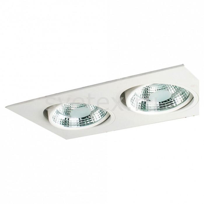 Встраиваемый светильник DonoluxСветильники<br>Артикул - do_dl18461_02ww-white_sq_dim,Бренд - Donolux (Китай),Коллекция - DL18461,Гарантия, месяцы - 24,Длина, мм - 240,Ширина, мм - 120,Глубина, мм - 100,Размер врезного отверстия, мм - 215x108,Тип лампы - светодиодные [LED],Общее кол-во ламп - 2,Напряжение питания лампы, В - 220,Максимальная мощность лампы, Вт - 10,Цвет лампы - белый теплый,Лампы в комплекте - светодиодные [LED] с возможностью диммирования,Цвет плафонов и подвесок - неокрашенный,Тип поверхности плафонов - прозрачный,Материал плафонов и подвесок - стекло,Цвет арматуры - белый,Тип поверхности арматуры - матовый,Материал арматуры - металл,Количество плафонов - 2,Компоненты, входящие в комплект - рефлектор,Цветовая температура, K - 3000 K,Световой поток, лм - 2100,Экономичнее лампы накаливания - в 7.6 раза,Светоотдача, лм/Вт - 105,Класс электробезопасности - I,Общая мощность, Вт - 20,Степень пылевлагозащиты, IP - 20,Диапазон рабочих температур - комнатная температура,Дополнительные параметры - угол рассеивания: 45 °<br>