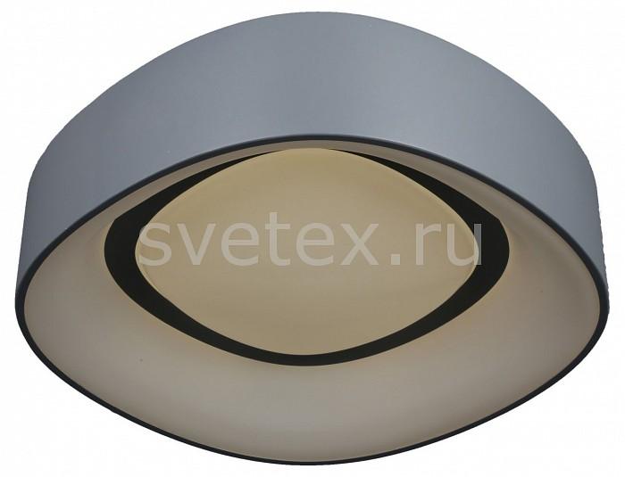 Накладной светильник OmniluxКруглые<br>Артикул - OM_OML-45217-51,Бренд - Omnilux (Италия),Коллекция - OML-452,Гарантия, месяцы - 24,Высота, мм - 140,Диаметр, мм - 550,Тип лампы - светодиодная [LED],Общее кол-во ламп - 1,Максимальная мощность лампы, Вт - 51,Цвет лампы - белый,Лампы в комплекте - светодиодная [LED],Цвет плафонов и подвесок - белый, серый,Тип поверхности плафонов - матовый,Материал плафонов и подвесок - полимер,Цвет арматуры - серый,Тип поверхности арматуры - матовый,Материал арматуры - металл,Количество плафонов - 1,Возможность подлючения диммера - нельзя,Цветовая температура, K - 4200 K,Экономичнее лампы накаливания - в 10 раз,Класс электробезопасности - I,Напряжение питания, В - 220,Степень пылевлагозащиты, IP - 20,Диапазон рабочих температур - комнатная температура,Дополнительные параметры - способ крепления светильника к потолку - на монтажной пластине<br>