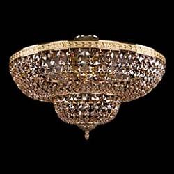 Люстра на штанге Bohemia Ivele CrystalБолее 6 ламп<br>Артикул - BI_1910_50_G_R721,Бренд - Bohemia Ivele Crystal (Чехия),Коллекция - 1910,Гарантия, месяцы - 24,Высота, мм - 280,Диаметр, мм - 500,Размер упаковки, мм - 510x510x200,Тип лампы - компактная люминесцентная [КЛЛ] ИЛИнакаливания ИЛИсветодиодная [LED],Общее кол-во ламп - 8,Напряжение питания лампы, В - 220,Максимальная мощность лампы, Вт - 40,Лампы в комплекте - отсутствуют,Цвет плафонов и подвесок - коньячный,Тип поверхности плафонов - прозрачный,Материал плафонов и подвесок - хрусталь,Цвет арматуры - золото,Тип поверхности арматуры - глянцевый, рельефный,Материал арматуры - латунь,Возможность подлючения диммера - можно, если установить лампу накаливания,Тип цоколя лампы - E14,Класс электробезопасности - I,Общая мощность, Вт - 320,Степень пылевлагозащиты, IP - 20,Диапазон рабочих температур - комнатная температура,Дополнительные параметры - способ крепления светильника к потолку - на монтажной пластине<br>