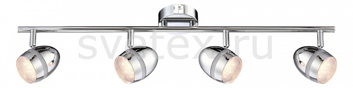 Спот GloboСпоты<br>Артикул - GB_56206-4,Бренд - Globo (Австрия),Коллекция - Manjola,Гарантия, месяцы - 24,Длина, мм - 660,Ширина, мм - 85,Выступ, мм - 165,Тип лампы - светодиодная [LED],Общее кол-во ламп - 4,Напряжение питания лампы, В - 128,Максимальная мощность лампы, Вт - 3,Цвет лампы - белый теплый,Лампы в комплекте - светодиодные [LED],Цвет плафонов и подвесок - неокрашенный, хром,Тип поверхности плафонов - глянцевый, прозрачный,Материал плафонов и подвесок - акрил, металл,Цвет арматуры - хром,Тип поверхности арматуры - глянцевый,Материал арматуры - металл,Количество плафонов - 4,Возможность подлючения диммера - нельзя,Компоненты, входящие в комплект - блок питания 128 В,Цветовая температура, K - 3000 K,Световой поток, лм - 880,Экономичнее лампы накаливания - в 6 раз,Светоотдача, лм/Вт - 73,Класс электробезопасности - I,Напряжение питания, В - 220,Общая мощность, Вт - 12,Степень пылевлагозащиты, IP - 20,Диапазон рабочих температур - комнатная температура,Дополнительные параметры - поворотный светильник<br>