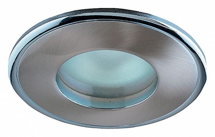 Встраиваемый светильник NovotechТочечные светильники<br>Артикул - NV_369302,Бренд - Novotech (Венгрия),Коллекция - Aqua,Гарантия, месяцы - 24,Время изготовления, дней - 1,Глубина, мм - 55,Диаметр, мм - 85,Размер врезного отверстия, мм - 74,Тип лампы - галогеновая ИЛИсветодиодная [LED],Общее кол-во ламп - 1,Напряжение питания лампы, В - 12,Максимальная мощность лампы, Вт - 50,Лампы в комплекте - отсутствуют,Цвет плафонов и подвесок - неокрашенный,Тип поверхности плафонов - матовый,Материал плафонов и подвесок - стекло,Цвет арматуры - никель, хром,Тип поверхности арматуры - матовый,Материал арматуры - алюминиевое литье,Количество плафонов - 1,Форма и тип колбы - полусферическая с рефлектором ИЛИполусферическая с радиатором,Тип цоколя лампы - GX5.3,Экономичнее лампы накаливания - на 50%,Класс электробезопасности - III,Напряжение питания, В - 220,Степень пылевлагозащиты, IP - 65,Дополнительные параметры - возможна установка лампы GX5.3 (MR-16) на 12 В с подключением через трансформатор 12 В<br>