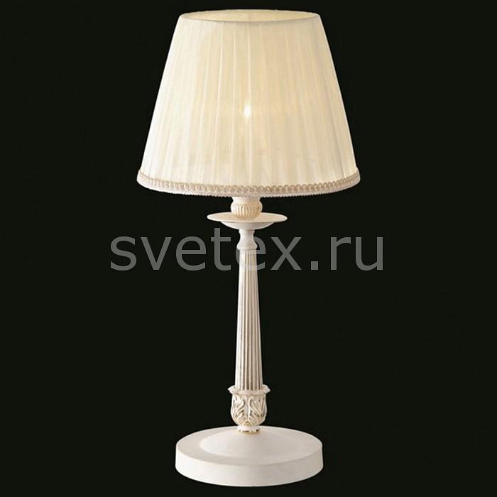 Фото Настольная лампа Maytoni E14 220В 40Вт Elegant 24 ARM376-11-W