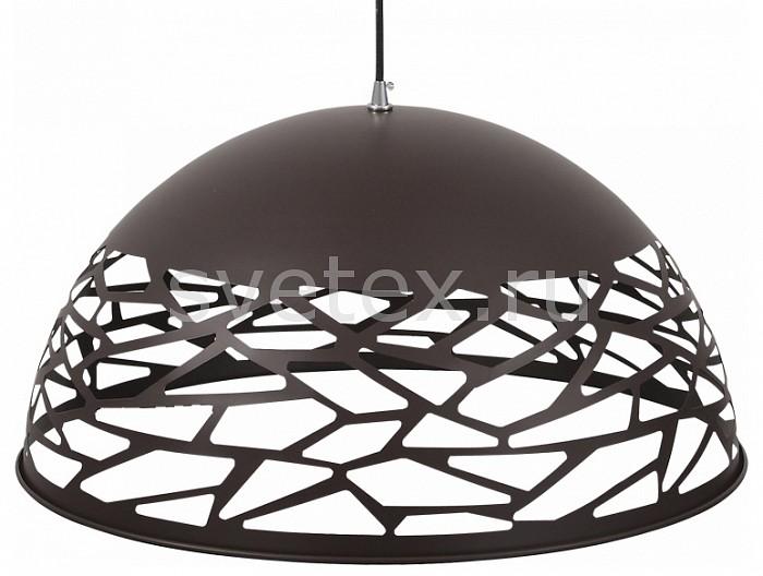 Подвесной светильник ST-LuceБарные<br>Артикул - SL272.443.01,Бренд - ST-Luce (Италия),Коллекция - Velo,Гарантия, месяцы - 24,Высота, мм - 190-1280,Диаметр, мм - 400,Размер упаковки, мм - 430x430x275,Тип лампы - компактная люминесцентная [КЛЛ] ИЛИнакаливания ИЛИсветодиодная [LED],Общее кол-во ламп - 1,Напряжение питания лампы, В - 220,Максимальная мощность лампы, Вт - 40,Лампы в комплекте - отсутствуют,Цвет плафонов и подвесок - коричневый,Тип поверхности плафонов - матовый,Материал плафонов и подвесок - металл,Цвет арматуры - коричневый,Тип поверхности арматуры - матовый,Материал арматуры - металл,Количество плафонов - 1,Возможность подлючения диммера - можно, если установить лампу накаливания,Тип цоколя лампы - E27,Класс электробезопасности - I,Степень пылевлагозащиты, IP - 20,Диапазон рабочих температур - комнатная температура,Дополнительные параметры - способ крепления светильника к потолку - на монтажной пластине, регулируется по высоте<br>