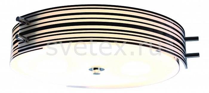 Накладной светильник ST-LuceКруглые<br>Артикул - SL484.542.04,Бренд - ST-Luce (Италия),Коллекция - Heggia,Гарантия, месяцы - 24,Высота, мм - 110,Диаметр, мм - 460,Размер упаковки, мм - 440x440x160,Тип лампы - компактная люминесцентная [КЛЛ] ИЛИнакаливания ИЛИсветодиодная [LED],Общее кол-во ламп - 4,Напряжение питания лампы, В - 220,Максимальная мощность лампы, Вт - 60,Лампы в комплекте - отсутствуют,Цвет плафонов и подвесок - белый, разноцветный полосатый: белый, черный,Тип поверхности плафонов - матовый,Материал плафонов и подвесок - полимер, стекло,Цвет арматуры - хром,Тип поверхности арматуры - глянцевый,Материал арматуры - металл,Количество плафонов - 1,Возможность подлючения диммера - можно, если установить лампу накаливания,Тип цоколя лампы - E14,Класс электробезопасности - I,Общая мощность, Вт - 240,Степень пылевлагозащиты, IP - 20,Диапазон рабочих температур - комнатная температура,Дополнительные параметры - способ крепления светильника к потолку – на монтажной пластине<br>